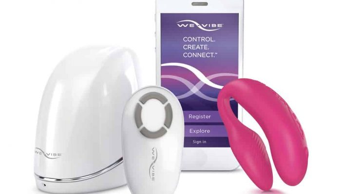 we vibe pink vibrator couples sex toy