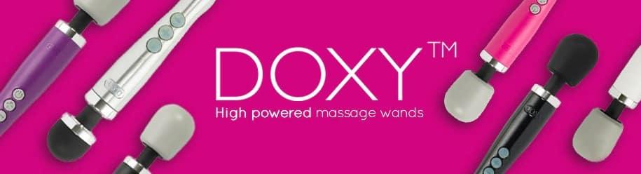 doxy massage wand