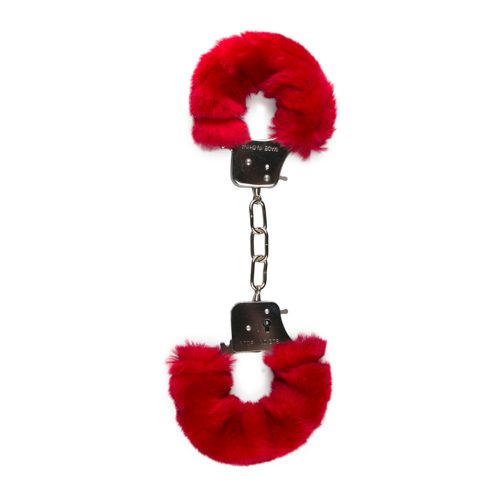 Furry-Handcuffs-Red