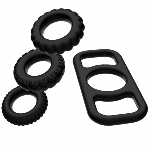 addicted-toys-four-piece-cock-ring-set