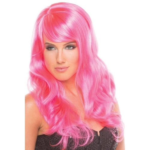 burlesque-style-wig-pink